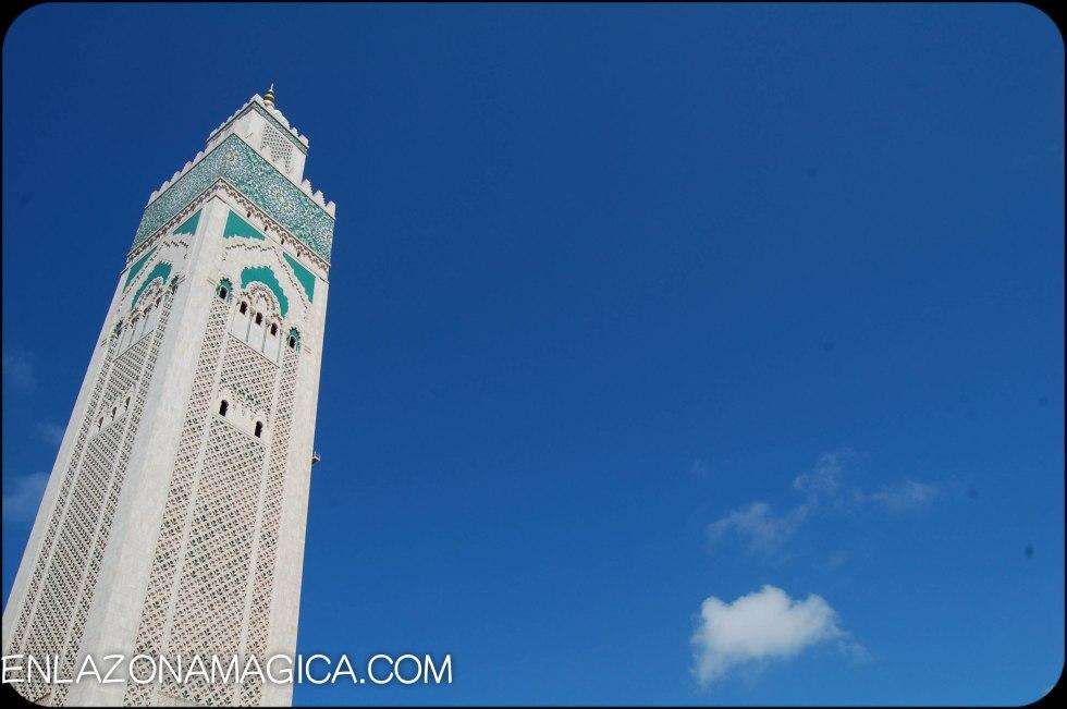Minarete de 172 metros de altura
